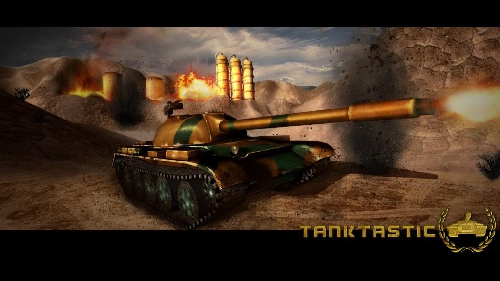 Tanktastic скачать игру